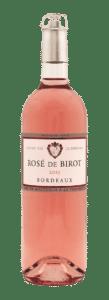 Le Rosé de Birot Bordeaux Rosé