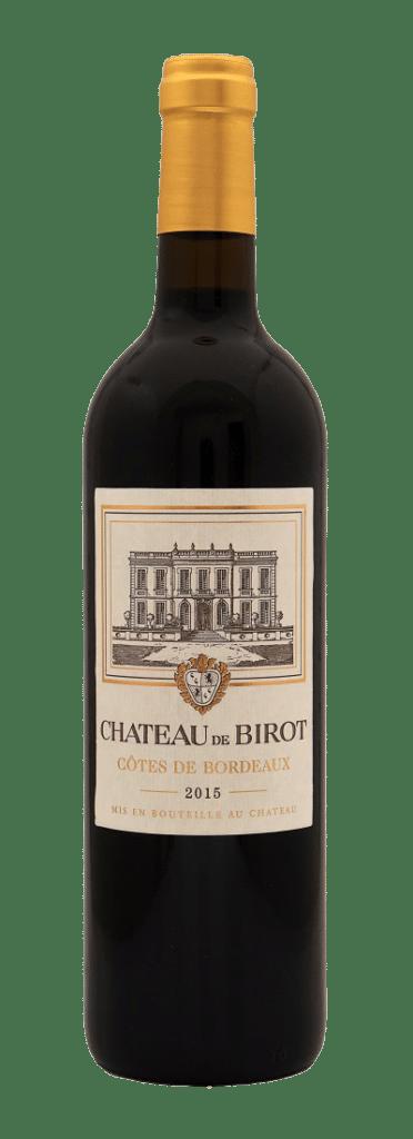 Le Château de Birot Cadillac Côtes de Bordeaux